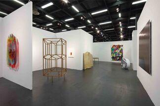 Galerie nächst St. Stephan Rosemarie Schwarzwälder at Art Cologne 2018, installation view