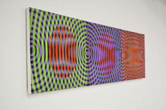 JOHN ASLANIDIS: SONIC NEW WAVE, installation view
