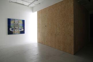 Akiyoshi Mishima, Knothole, installation view
