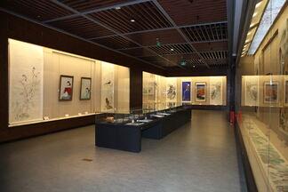 ShanChuan YouYuan 山川悠远, installation view