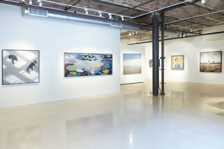 Spring Group Show, installation view