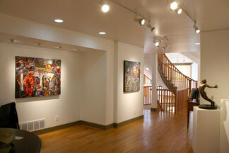 Focus on Four, installation view