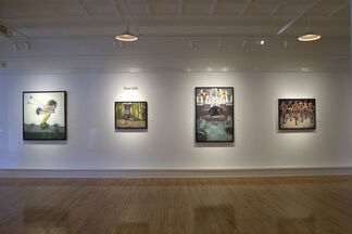Shawn Fields, installation view