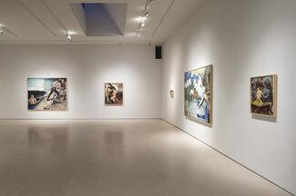 Rosa Loy: Souvenir, installation view