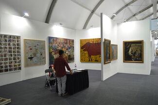 Artemis Art  at Art Central 2017, installation view