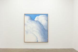 Sky, installation view