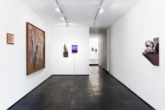Sebastian Neeb: The Big Donkey Chase, installation view