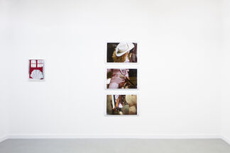 Specular Fiction, installation view