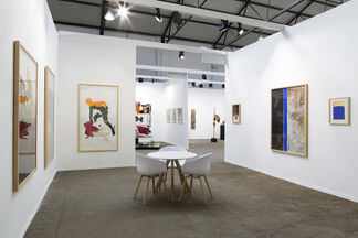 Gowen Contemporary at Art Brussels 2017, installation view