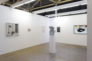 Akinci at Art Rotterdam 2018, installation view