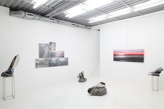 Osnova Gallery at Cosmoscow 2017, installation view