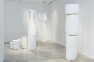 Najla El Zein: Transition, installation view