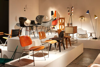 Patrick Parrish Gallery at Design Miami/ Basel 2016, installation view