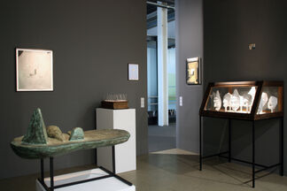 Sies + Höke at Art Basel 2013, installation view