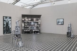 Pilar Corrias Gallery at Frieze London 2017, installation view