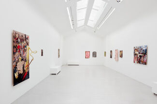 Gelitin: The voulez vous chaud, installation view