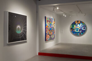 Into Light and Space, installation view