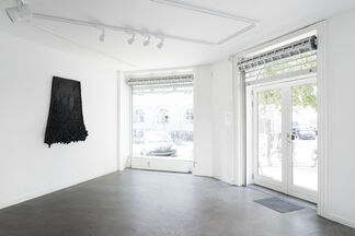 Crowding at the Gate of Stupidity, installation view