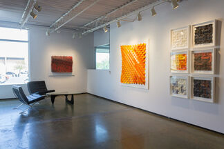 TWO-FOLD: A PAIRING OF FREDERICK HAMMERSLEY + MATTHEW SHLIAN, installation view