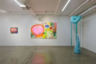 Lee Eugean Gallery at Art Central 2016, installation view