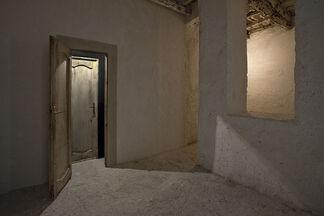 Rodolfo Fiorenza - Sulla Soglia, installation view