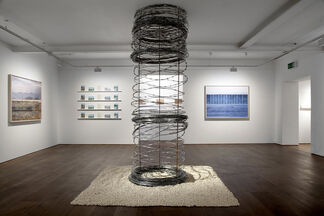 Edmund Clark - The Mountains of Majeed, installation view