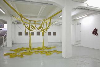 4 tales from the belly of the whale: Filippo Armellin - Michelangelo Penso - Dmitry Teselkin - Leonardo Ulian, installation view