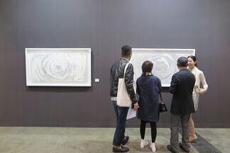 TKG+ at Art Basel in Hong Kong 2015, installation view