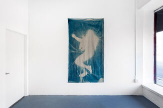 Michael Namkung: Flying Towards the Ground, installation view
