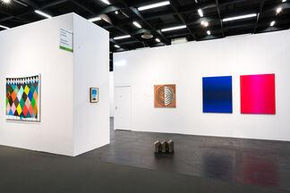 Galería OMR at Art Cologne 2017, installation view