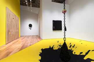Mark and Phil, installation view