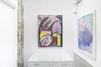 Bellow, installation view
