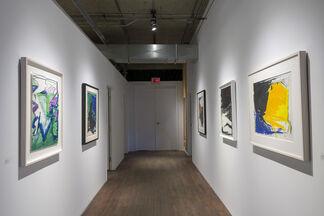 Jacques Hurtubise: 1963-1972, une décennie haute en couleurs, installation view