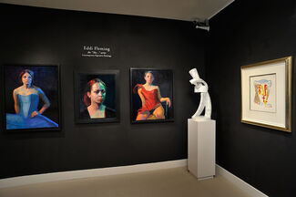 Eddi Fleming: The SHE . . . Series, installation view