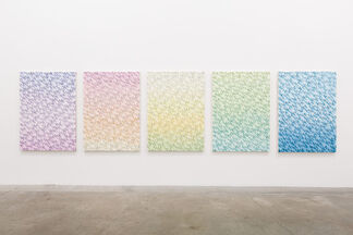 Happy Painting, installation view