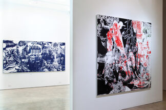 Oliver Dorfer: Oceania, installation view