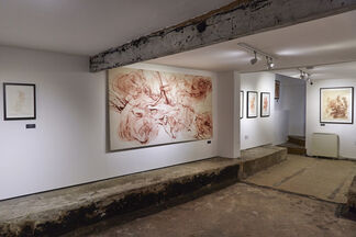 Upon Infinity, installation view