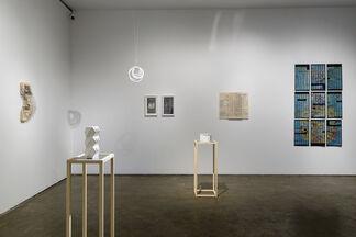 Shanti Grumbine: Zeroing, installation view