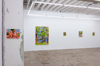 Sunday Kind of Love, installation view