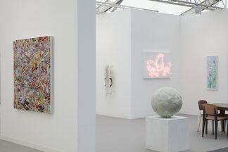Tina Kim Gallery at Frieze London 2015, installation view