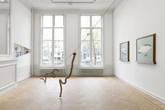 Bearable Lightness of Being |  Solo Exhibition Ger van Elk, installation view