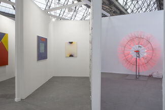 Steve Turner at Art Brussels 2017, installation view