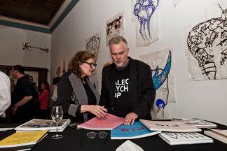 The Merchant House at Art Rotterdam 2018, installation view