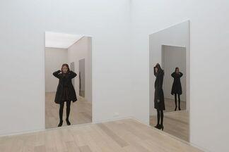 Michelangelo Pistoletto: Partitura in nero, installation view