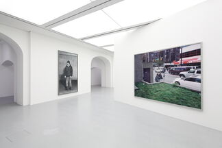 Andreas Gursky   Jeff Wall   Neo Rauch, installation view