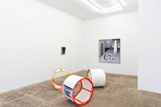 Hollowforms, installation view