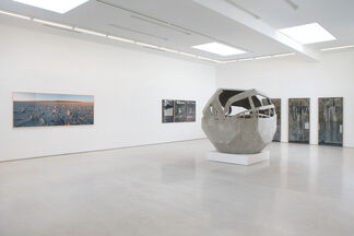 Gregory Michael Hernandez: Angelus, installation view