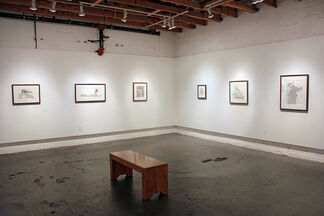 Robert Schultz: New Drawings, installation view