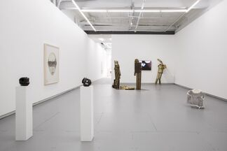 Sticky Fingers, installation view