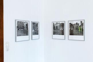 TIMM RAUTERT - »EIN HELDENLEBEN« »L'ULTIMO PROGRAMMA, CAMPO SANT'ANGELO, VENEZIA«, installation view